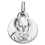 Orféva Médaille Ange Chérubin