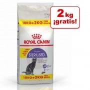Royal Canin Feline 12 kg: 10 + 2 kg ¡gratis! - Light Weight Care