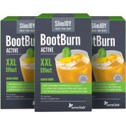 SlimJOY Brucia grassi BootBurn ACTIVE 1+2 GRATIS. Bevanda al mango. 3x 15 bustine