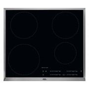 AEG IKB64401XB Elektrische kookplaten - Zwart