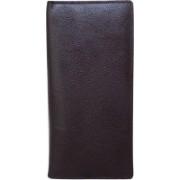 Kan Premium Leather Travel Organizer wallet for Men & Women(Brown)