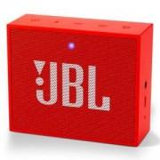 Преносима тонколона JBL GO PLUS, Bluetooth 4.1, Li-ion 730mAh, 3W, червен, JBLGOPLUSREDEU