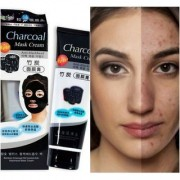 Bamboo Charcoal Bamboo Charcoal Oil Control Anti-Acne Deep Cleansing Blackhead Remover Peel Off Mask