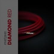 Sleeving MDPC-X Sleeve Small, Diamond-Red, lungime 1m