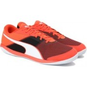 Puma Nevoa Lite v3 Football Shoes For Men(Orange)