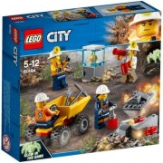 LEGO® City Echipa de minerit 60184