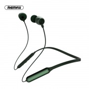 REMAX S17 In-ear Magnetic Wireless Bluetooth 4.1 Headset with Mic for iPhone Samsung - Green
