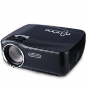 Proyector, GP - 70UP Android 4.4 PortáTil 1200-Negro
