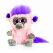 Maimuta de plus Moonlings Keel Toys, 14 cm, Roz, 3 ani+
