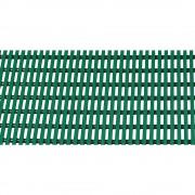 Bodenmatte für Dusch- und Umkleideraum Weich-PVC, pro lfd. m Breite 600 mm, grün