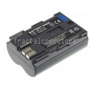 Baterie Aparat Foto Canon BP-511A 1600 mAh