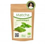 Matcha (ceai verde) pudra bio 60g