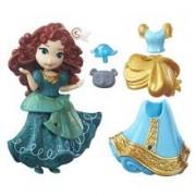 Jucarie Disney Princess Little Kingdom Merida Fashion Change