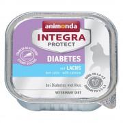 6x100g Adult Diabet Animonda Integra Protect Hrană umedă pisici - Somon