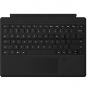 Microsoft Surface Pro Typecover with Fingerprint ID (Black, Special Import)