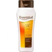KAO «Essential» Восстанавливающий и увлажняющий шампунь для повреждённых волос, с цветочным ароматом, 200 мл.