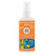 ALPHANOVA SUN KIDS, Bio Spray Przeciwsłoneczny, filtr 50 Alphanova Sun