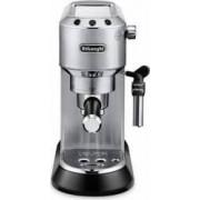 Espressor manual DeLonghi Dedica Style EC685.M 1300W 15 Bar 1.1L Slim Argintiu
