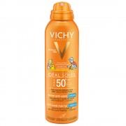 L'Oreal Deutschland GmbH - Vichy Vichy Idéal Soleil Anti-Sand Kinderspray LSF 50+