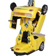 Car to Robot Transformer converting for Kids