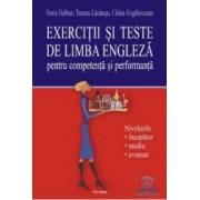 Exercitii si teste de limba engleza pentru competenta si performanta - Horia Hulban Tamara Lacatusu