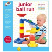 Joc pentru copii Galt Junior Ball Run, 20 piese, 12 luni+