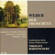 C.M. von Weber - Der Freischutz (0825646912520) (2 CD)