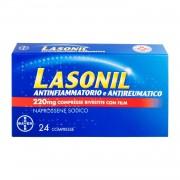 Bayer Spa Lasonil Antinfiammatorio 24 Compresse