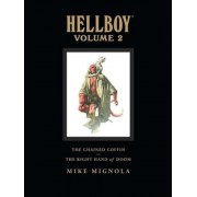 Hellboy, Volume 2: The Chained Coffin/The Right Hand of Doom, Hardcover