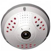 Панорамна AHD камера (fisheye), 1/3 CMOS panoramic, 1.3MP - PRIVILEG JK-AHD-366