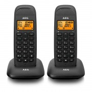 AEG Voxtel D85 Twin Telefone Sem Fios