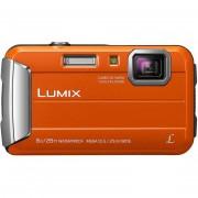 Panasonic Dmc-Ft30 Lumix Fotocamera Compatta Impermeabile 16 Mp Zoom Ottico 4x C