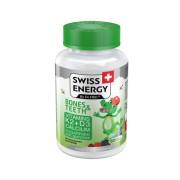 Swiss Energy Jeleuri Bones & Teeths cu Vitamine si Calciu fara Zahar