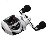 ZANLURE 6.3:1 12+1 BB Stainless Steel Fishing Baitcasting Magnetic Braking System Reel Left/Right Hand