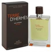 Hermes Terre D'Hermes Eau Intense Vetiver Eau De Parfum Spray 3.3 oz / 97.59 mL Men's Fragrances 542988