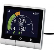Contor consum de energie cu display color, GEO PCK-MP-003