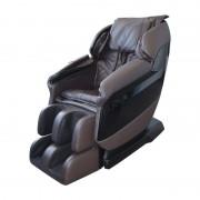 Масажен стол за масаж на цялото тяло Rexton GJ 6200, тъмно кафяв с черно