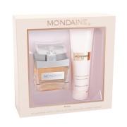 Paris Bleu Mondaine Women - zestaw, woda perfumowana, balsam do ciała