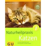Rudolf Deiser - Naturheilpraxis Katzen: Schnelle Selbsthilfe durch Homöopathie und Bach-Blüten (GU Tiermedizin) - Preis vom 18.10.2020 04:52:00 h
