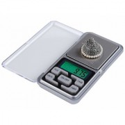 ATOM MH 500 Professional Digital Pocket Scale for Jewelry Gems Medicinal Home School Office Kitchen Factory Capacity 500gm