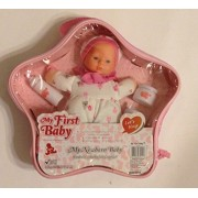 My First Baby Newborn Baby 8 Piece Set Small Doll Ages 2+