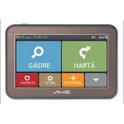 """Sistem de navigatie Mio Spirit 5400 LM, Ecran 4.3"""", Procesor 800 MHz, Actualizari pe viata a hartilor, Harta Full Europa"""