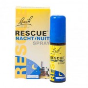 Spiru Bach Rescue Nacht Spray Groot