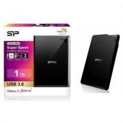 """Silicon Power Dysk zewnętrzny Silicon Power Stream S03 1TB 2.5"""" USB3.0 Black"""