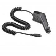 Cargador Carro Plug Blackberry Micro USB Universal - Negro