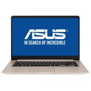 "Laptop Asus VivoBook S510UA-BQ482, 15.6"" FHD, Intel Core I5-8250U, RAM 8GB DDR4, HDD 1TB+SSD 128G, ENDLESS"