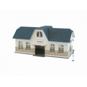 G Classics series station diorama 1/150 (Paper)