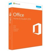 Microsoft Office Home and Student 2016, Engleza, Retail, Licenta electronica