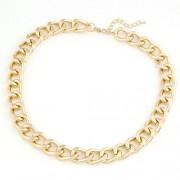 BAGISIMO Zlatý řetěz na krk