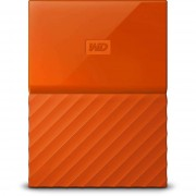 Western Digital My Passport 1tb Orange Worldwide